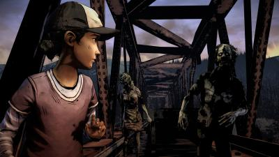 The Walking Dead The Telltale Definitive Series (Xbox One, рус.)
